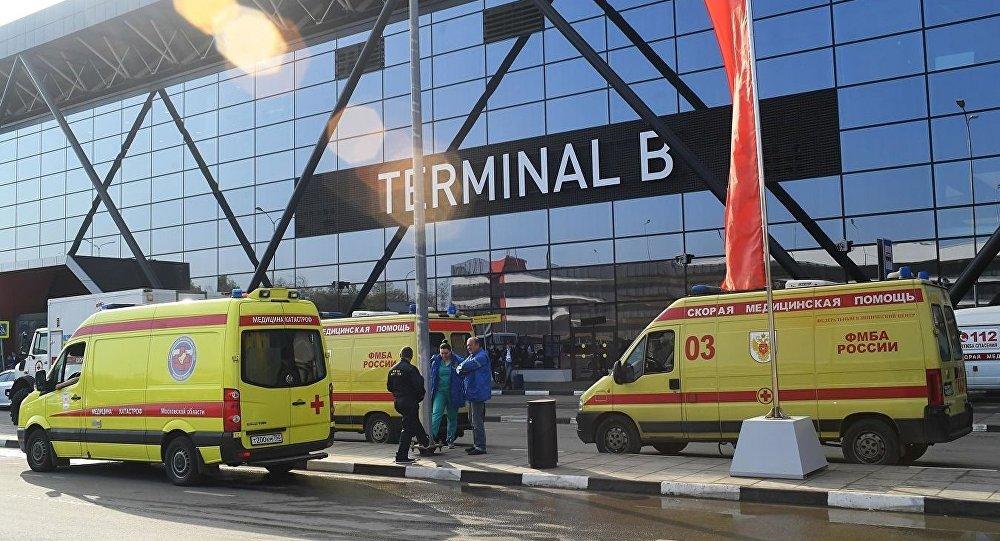 莫斯科謝列梅捷沃機場空難傷者情況趨於好轉