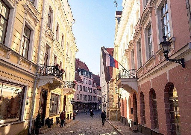 俄羅斯駐愛沙尼亞大使館