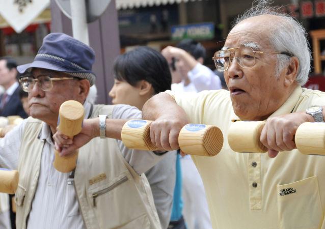 专家揭示日本人长寿的秘密