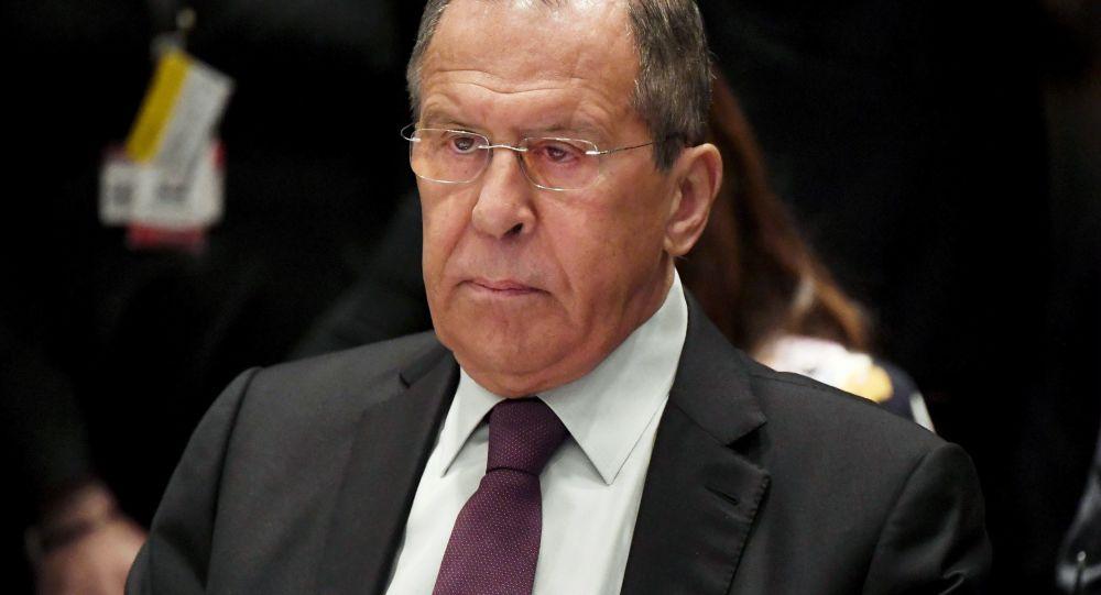 俄羅斯外長拉夫羅夫表示,AUKUS聯盟旨在幫助澳大利亞遏制中國