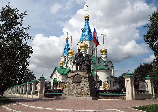 布拉戈维申斯克大教堂