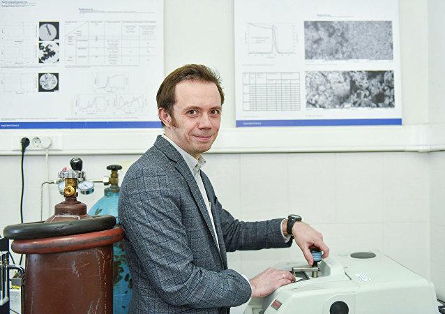 Дмитрий Муратов, старший научный сотрудник кафедры функциональных наносистем и высокотемпературных материалов НИТУ МИСиС