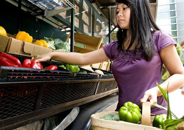 中国蔬菜将由货运列车运至俄滨海边疆区