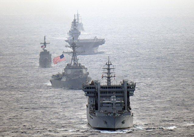美国防长感谢菲律宾政府恢复与美国的军事协议