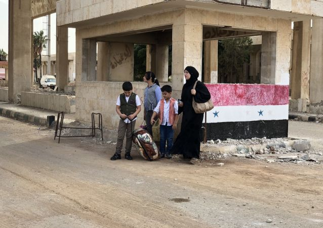 约旦因叙利亚西南部局势加剧关闭过境通道