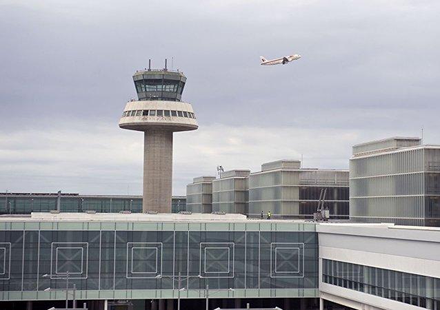 巴塞罗那机场