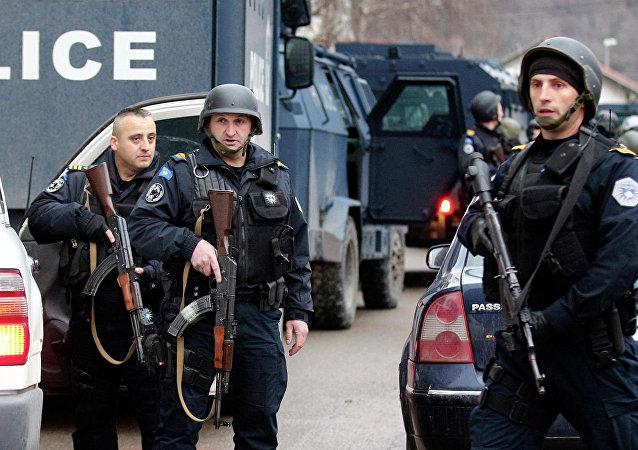 科索沃警察