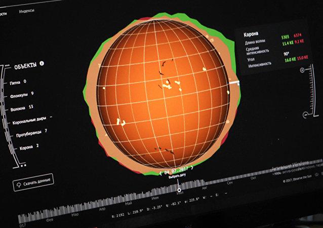 美國發射太陽軌道探測器對太陽開展獨特研究