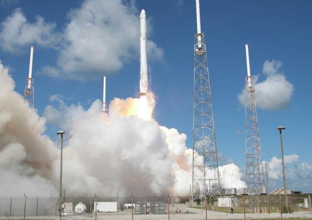 俄国家航天集团:美国太空军事化将破坏本就脆弱的俄美合作