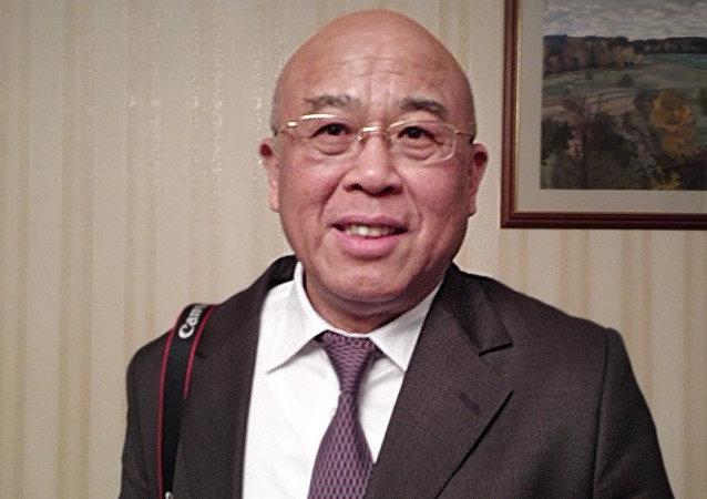 中國人民爭取和平與載軍協會副會長周力