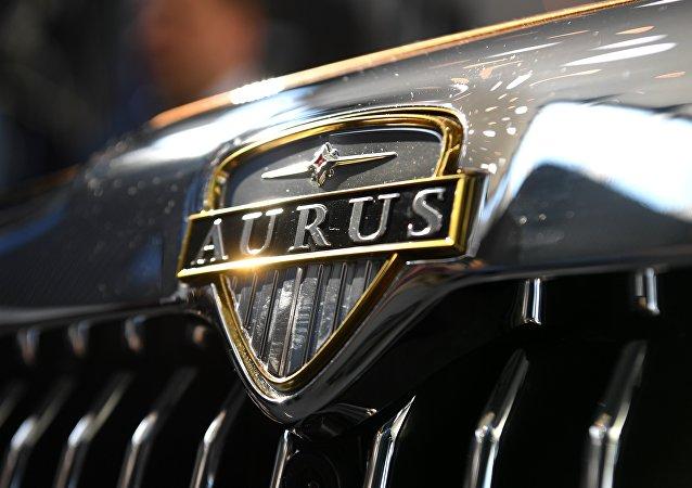 Aurus Senat 轿车售前降价1000万卢布