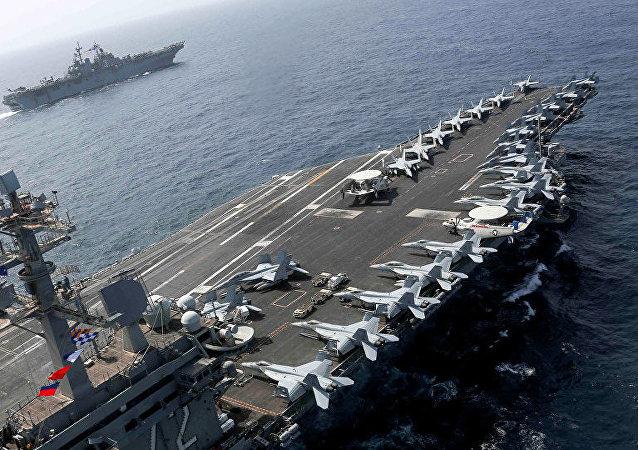 媒体:美国是否有足够的财政资源将其军舰数量增加到355艘?