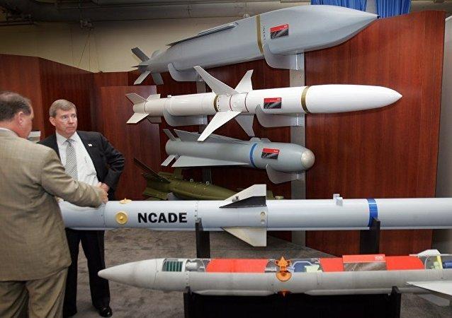 媒體:特朗普批准軍售使雷神公司可在沙特生產智能導彈配件