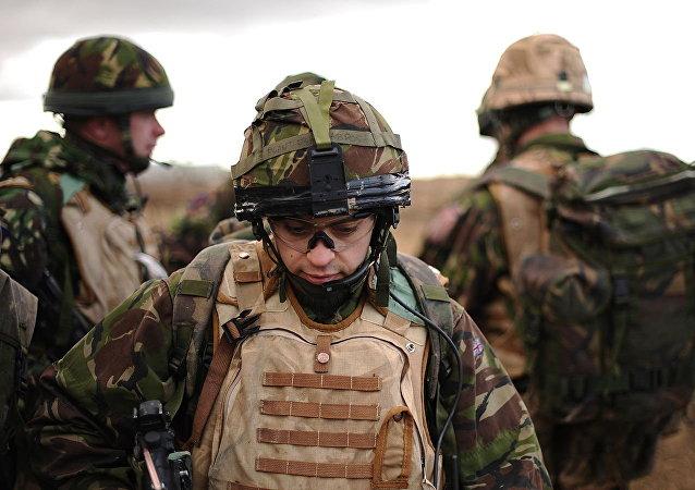 俄駐英使館回應英國特種部隊針對俄羅斯的「重組」