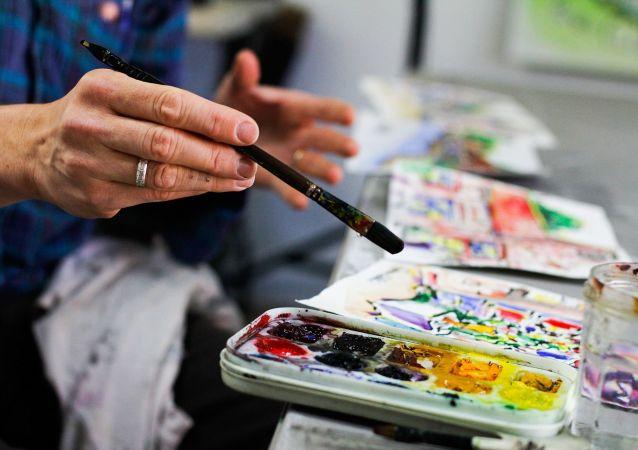 中国艺术家将为华铭园手工绘制外墙墙画