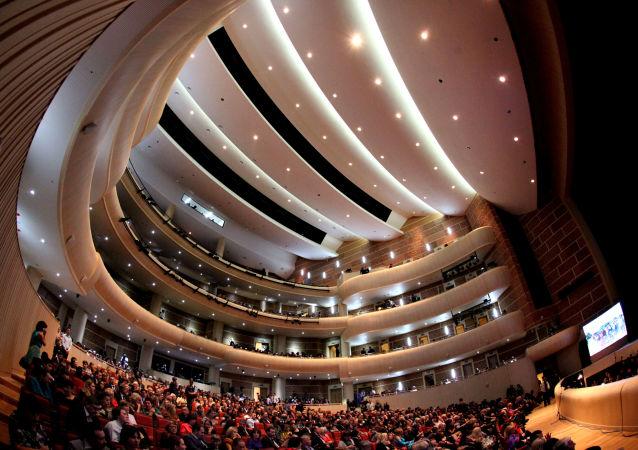 符拉迪沃斯托克马林斯基剧院