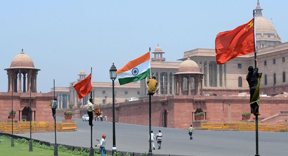 印度外交部:印度和中国声明愿尽快解决边界争端