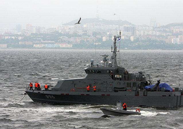 俄羅斯黑海艦隊導彈艇被派往援助烏克蘭船隻