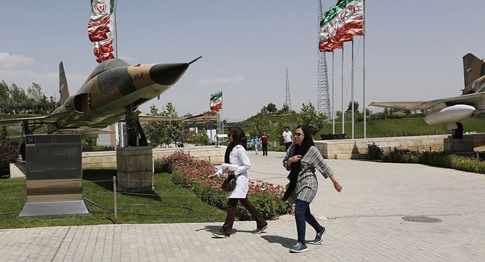 被伊朗军方击落的美国无人机执行的是挑衅行动