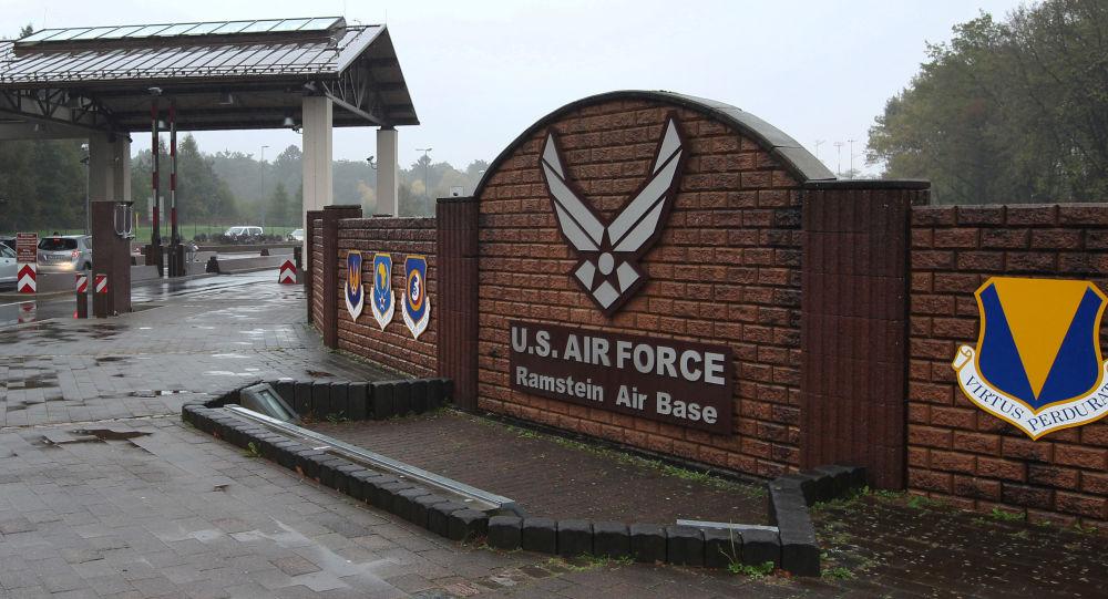 拉姆斯坦空军基地