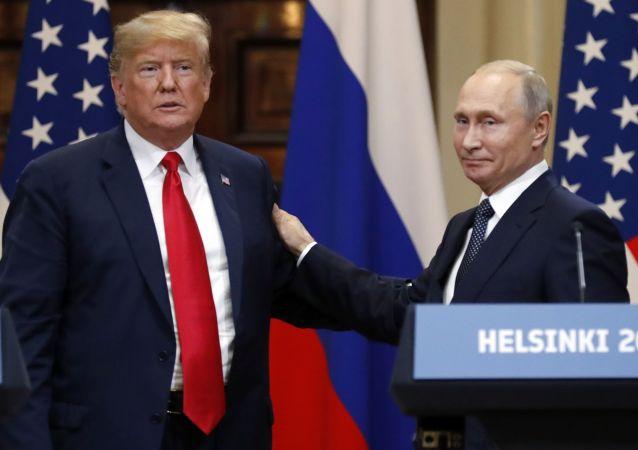 不要期待普特会后俄美开启对话