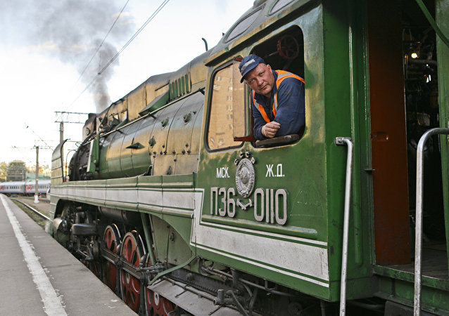 VIP-поезд Императорская Россия из Москвы в Пекин