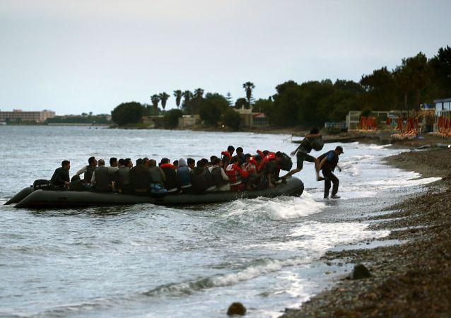 媒體:11名非洲移民在突尼斯海岸附近溺死