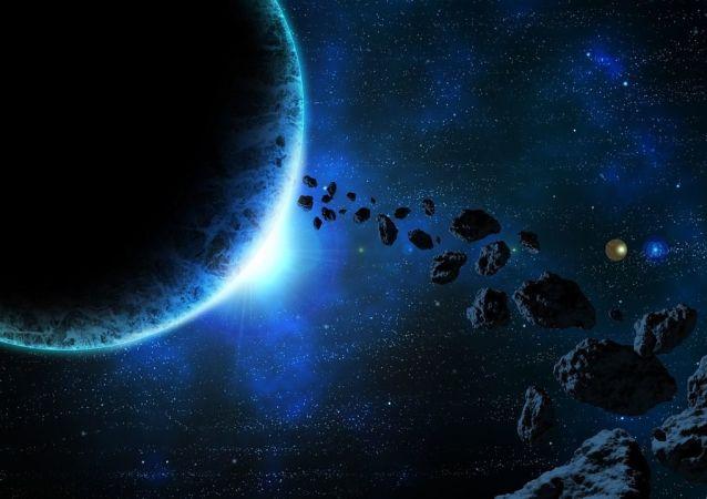 科学家们给出星际小行星的之谜的谜底