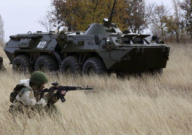 俄联邦安全局副局长:俄罗斯边防军的武器和技术装备的现代化率已达三分之二