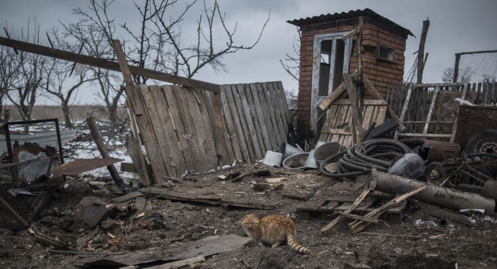 红十字国际委员会:冲突造成顿巴斯1500多人失踪