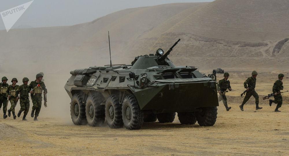 中國和塔吉克斯坦將於7月底在帕米爾高原舉行聯合軍演