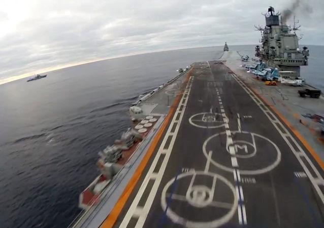 联合造船集团总裁:俄海军航母的建造不考虑制作文件将花费8年时间