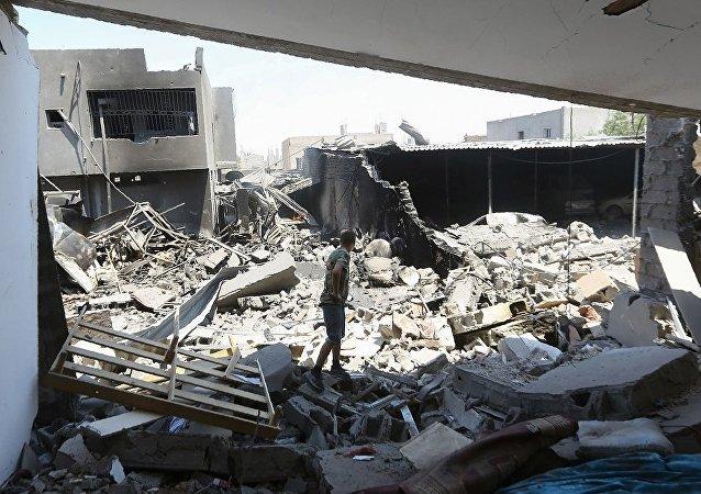 联合国特使:攻击利比亚平民涉嫌侵犯人权