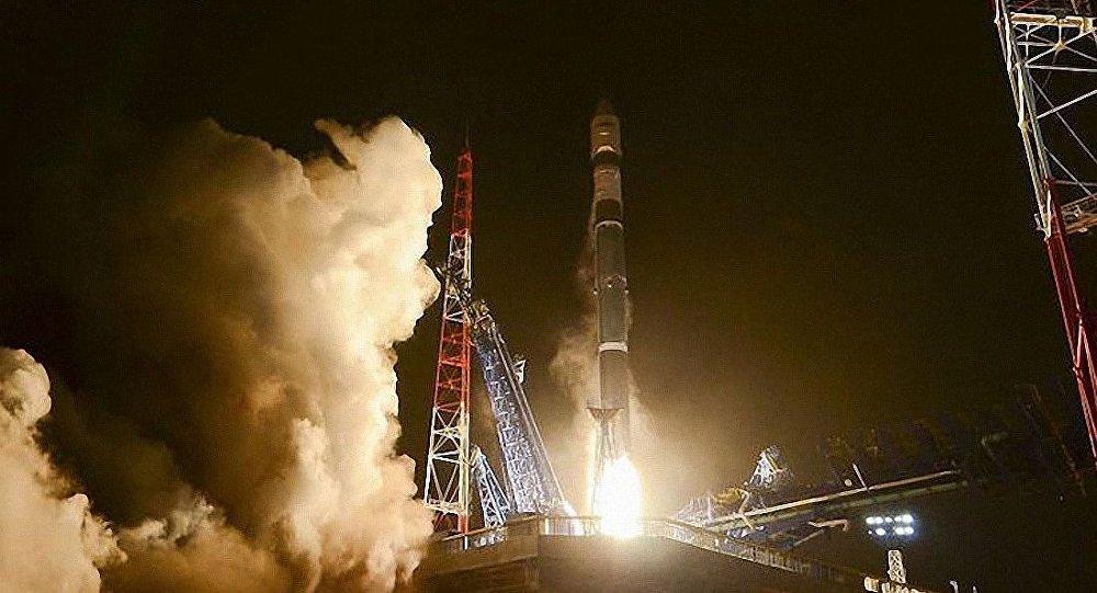 「聯盟-2.1V」號運載火箭