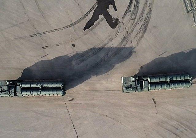第九架运载俄S-400部件的飞机在土耳其着陆