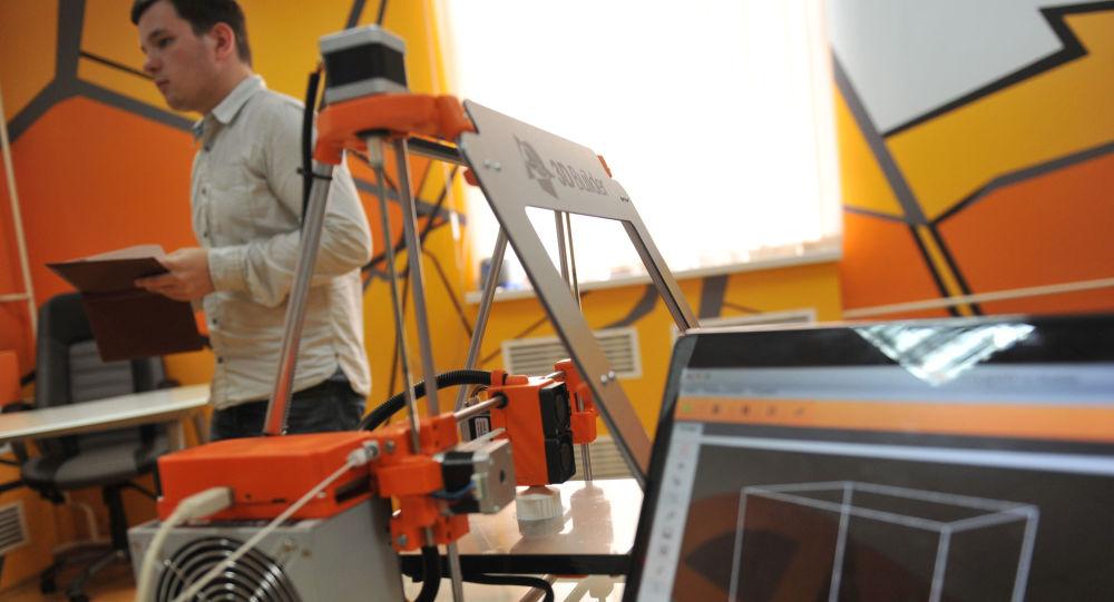 俄專家:5-7年後俄羅斯人將開始使用3D打印機在廚房打印食物