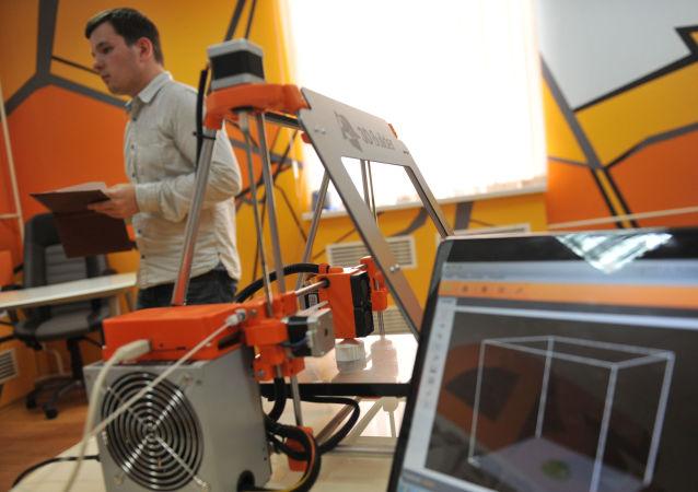 俄专家:5-7年后俄罗斯人将开始使用3D打印机在厨房打印食物