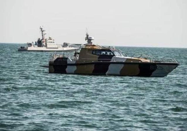 烏克蘭國防部:六國聯合反水雷軍事演習在黑海進入積極階段