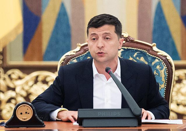 泽连斯基总统