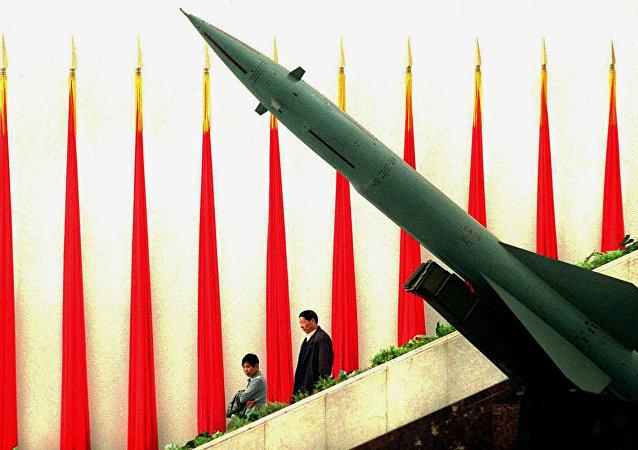 俄專家: 10年內中國或在核武器領域實現與美俄的平等