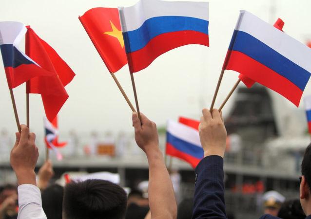 克宫:普京与越共中央总书记通话时确定双方有意继续发展双边关系