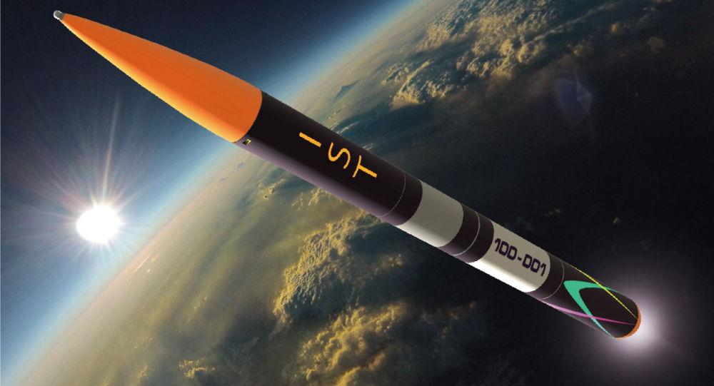 MOMO-4號商業火箭