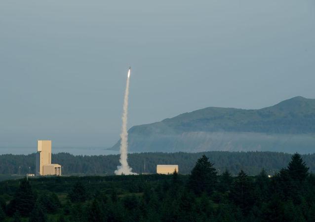 媒体:美国计划9月12日测试陆基反导导弹