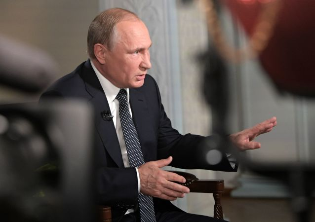 普京:20年來俄羅斯變化巨大並在國際事務佔有應有地位
