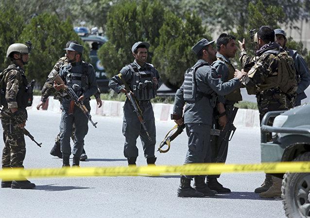 喀布尔警察