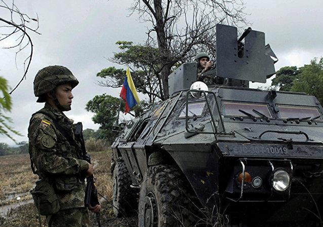 哥倫比亞武裝團