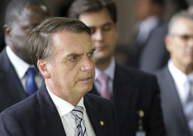 巴西總統博爾索納羅