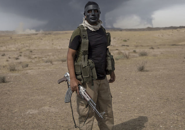 Солдат армии Ирака