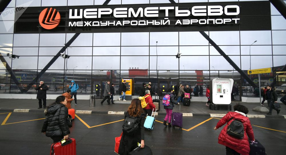 谢列梅捷沃机场为俄中恢复通航做好准备