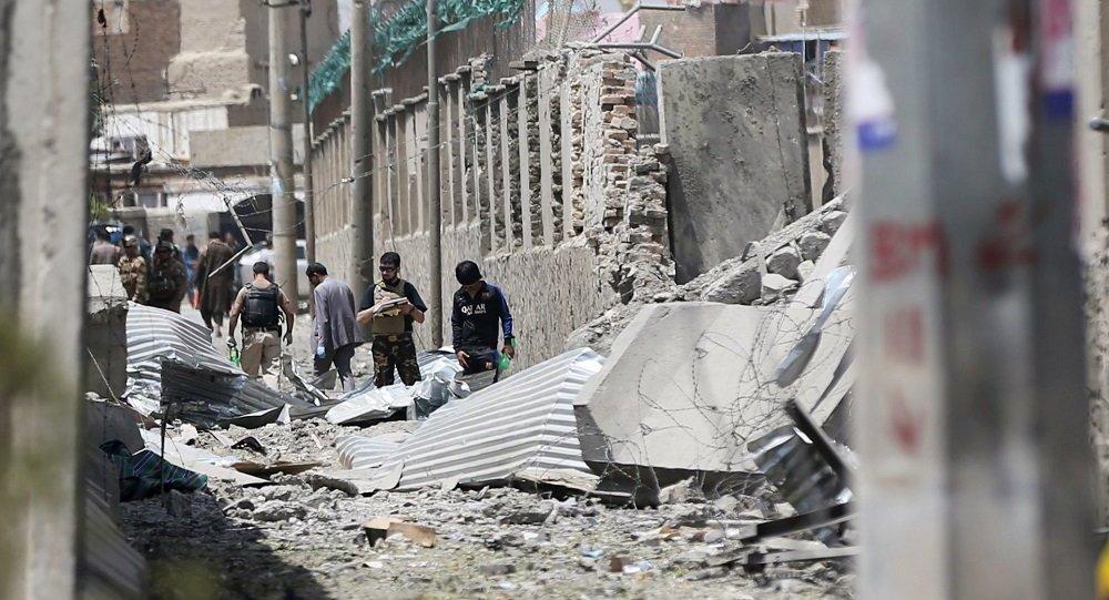 阿富汗宣佈5月11日全國哀悼日悼念爆炸事件遇難者